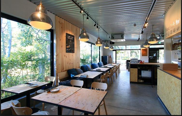 両国 Terrace Cafe