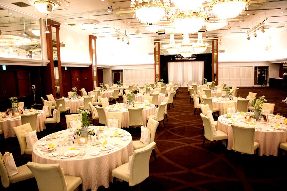 群馬 Ballroom Hall
